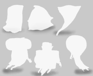 Ghost character design